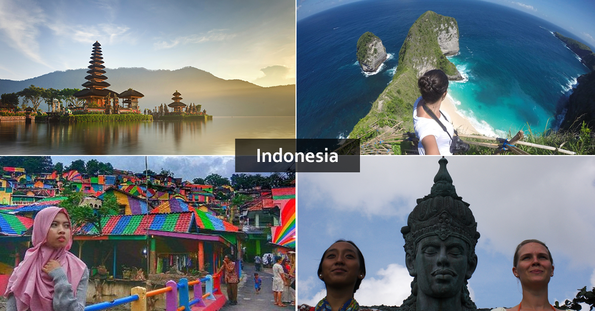 Blog de Turismo / Indonesia